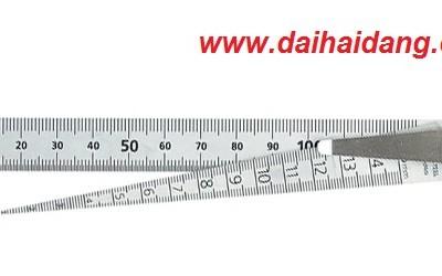 thước đo khe hở