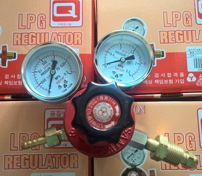 LPG regulator samwon